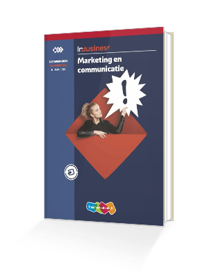 Cover Marketing en communicatie InBusiness