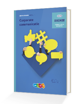 Rendement Corporate communicatie niveau 4 leerwerkboek