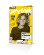 New Interface 3rd edition 1vmbo-kgt workbook