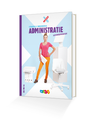 Mixed - Administratie
