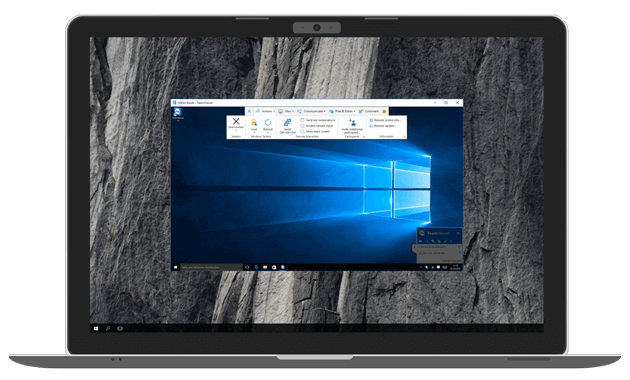 TeamViewer voor Windows