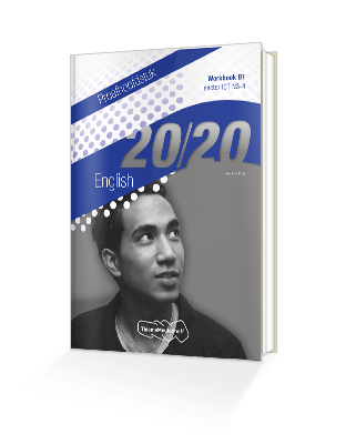 20/20 English cover