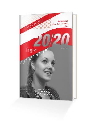 20/20 English zorg en welzijn cover