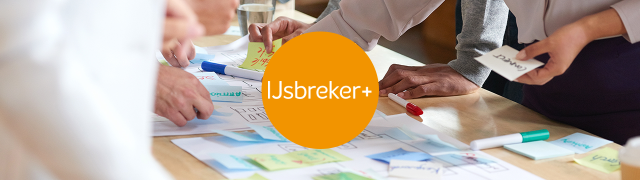 IJsbreker+ website