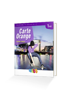 carte orange tekstboek